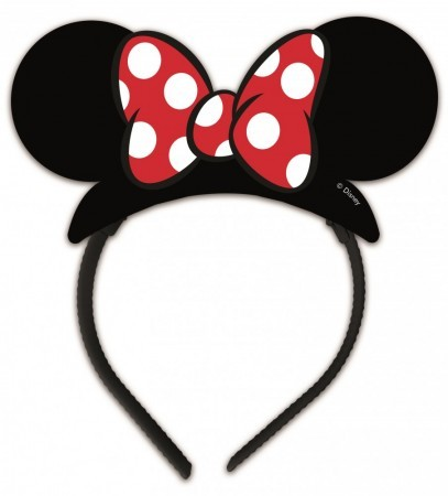 Disney Minnie tiara (4 db-os)