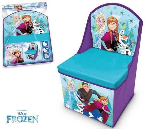 Disney Jégvarázs játéktároló fotel