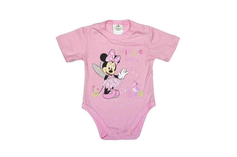 Disney Minnie rövid ujjú body