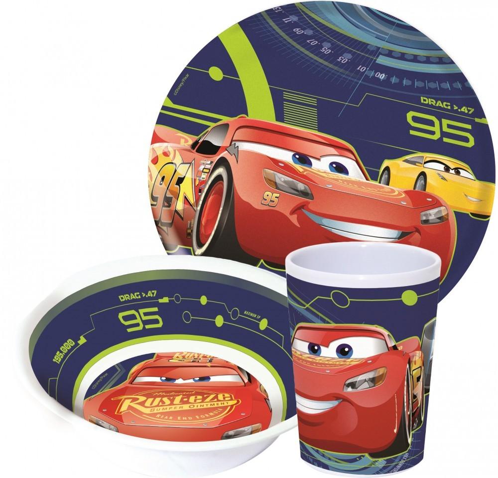 Disney Verdák étkészlet
