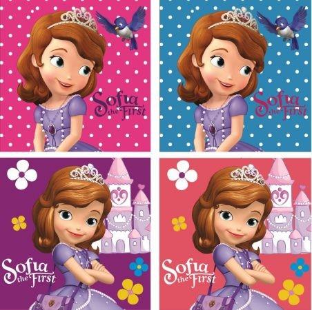 Szófia hercegnő kéztörlő , arctörlő