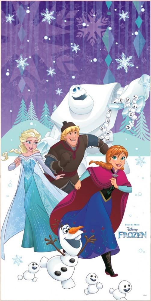 Disney Jégvarázs ajtóposzter