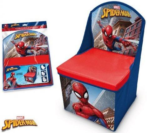 Pókember játéktároló fotel