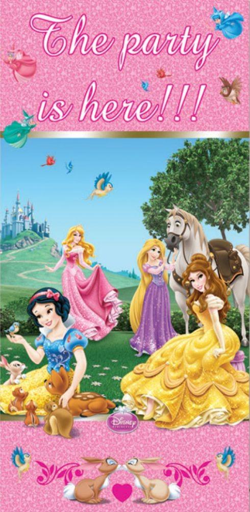 Disney Hercegnők ajtóposzter