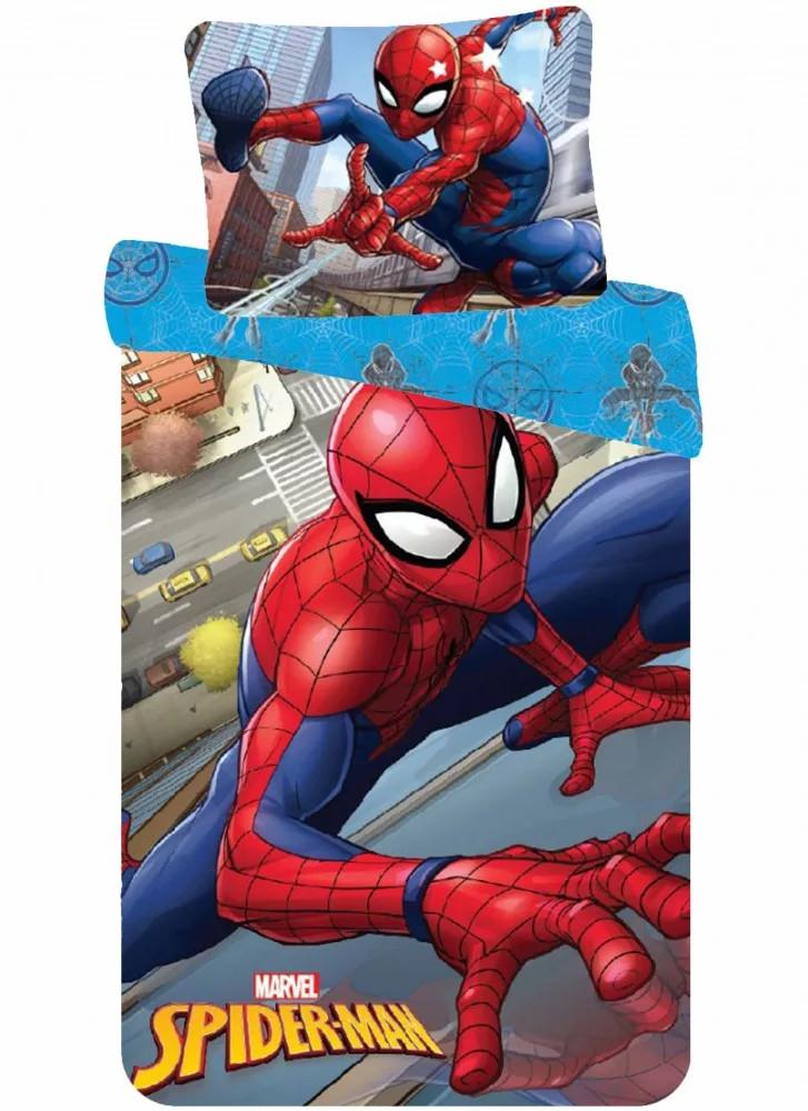 Pókember gyerek ágynemű