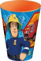 Sam a tűzoltó óriás pohár