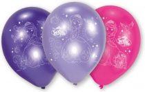 Disney Szófia hercegnő léggömb / lufi (6 db-os)