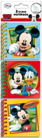 Disney Mickey notesz szett