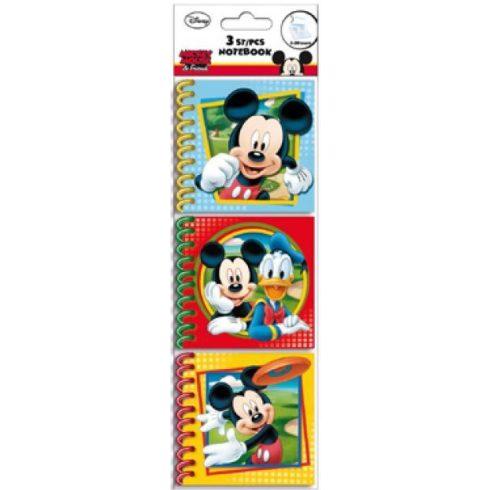 Disney Mickey notesz szett