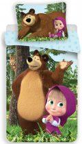 Mása és a medve gyerek ágynemű