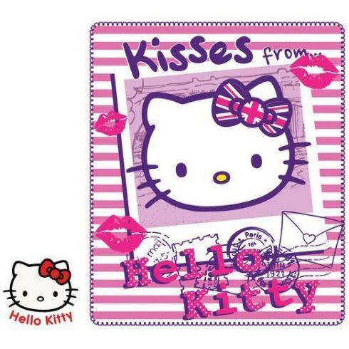Hello Kitty polár takaró
