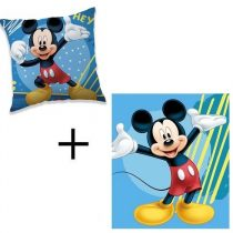 Mickey plüss takaró