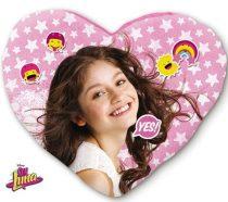 Disney Soy Luna szív alakú párna