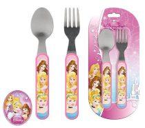 Disney Hercegnők evőeszköz készlet