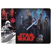Star Wars tányéralátét 3D