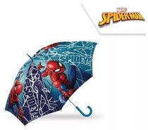 Pókember gyerek esernyő mintás fogantyúval