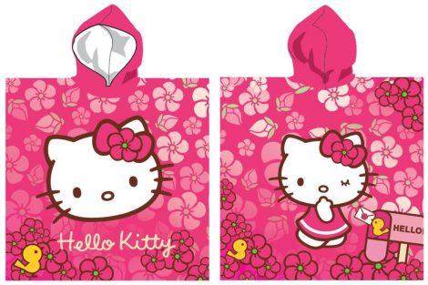 Hello Kitty poncsó