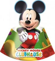 Disney Mickey parti kalap (6 db-os)