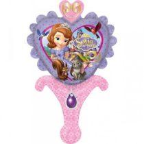 Disney Szófia hercegnő kézi fólia lufi