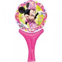 Disney Minnie kézi fólia lufi