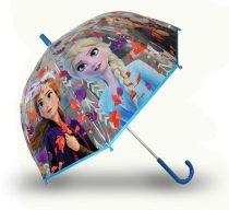 Jégvarázs átlátszó esernyő