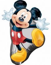 Disney Mickey fólia lufi - 78 cm-es