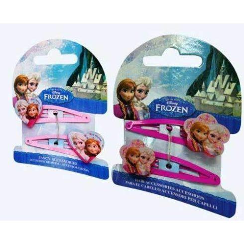 Disney Jégvarázs hajcsat- 2 darab/szett
