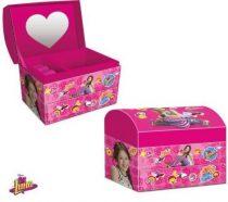 Disney Soy Luna ékszertartó doboz