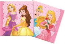 Disney Hercegnők szalvéta (20 db-os)