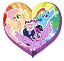 Én kicsi pónim / My little pony formapárna