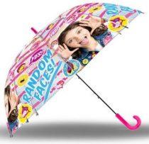 Disney Soy Luna átlátszó esernyő