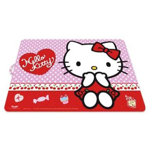 Hello Kitty tányéralátét