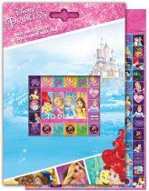 Disney Hercegnők matricás füzet (960 db-os)