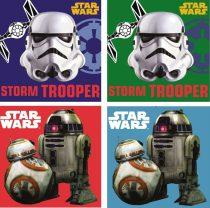 Star Wars kéztörlő, arctörlő