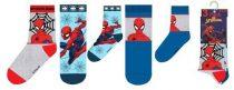 Pókember zokni szett (31-34)