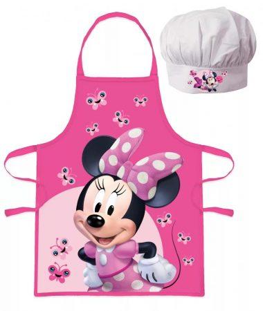 Disney Minnie gyerek kötény szett