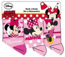 Disney Minnie zokni szett (31-34)