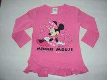 Disney Minnie tunika csillogó, flitteres mintával