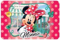 Disney Minnie tányéralátét 3D