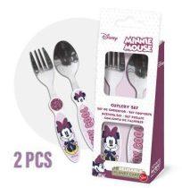 Disney Minnie evőeszköz készlet