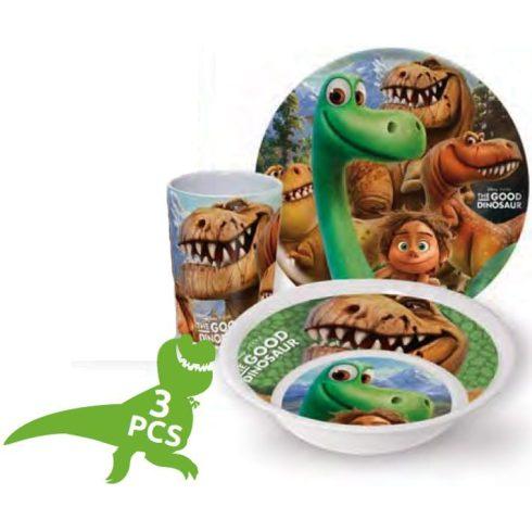 Disney Dínó Tesó étkészlet