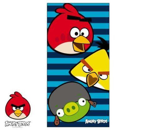 Angry Birds fürdőlepedő - strand törölköző