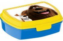 A kis kedvencek titkos élete szendvicsdoboz /uzsonnás doboz