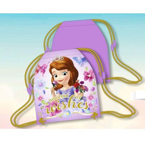 Disney Szófia hercegnő tornazsák