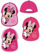 Disney Minnie gyerek baseball sapka (52-54cm)