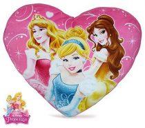Disney Hercegnők szív alakú párna