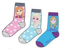 Disney Jégvarázs zokni szett (27-30)