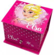 Jégvarázs ékszertartó doboz