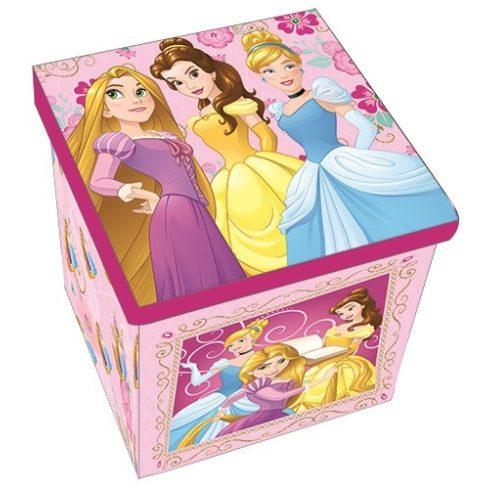 Disney Hercegnők játéktároló / ülőke
