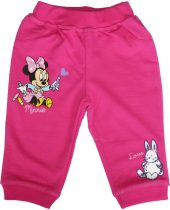 Disney Minnie szabadidő nadrág / melegítő nadrág (62-86 cm)